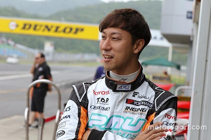 スーパーフォーミュラ第2戦岡山日曜フリー走行:石浦トップで決勝へ盤石