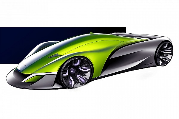 Automotive Breaking news McLaren Halo Hypercar Visualized For The Year 2032