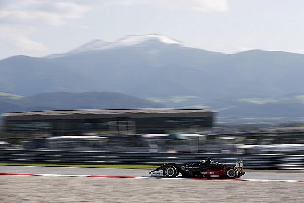 فورمولا 3 الأوروبية فورمولا 3: إريكسون يفوز بالسباق الثاني في النمسا ونوريس يقترب من حسم اللقب