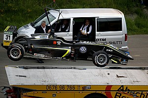 F3 Europe Son dakika Norris: İkinciliği biraz fazla istedim