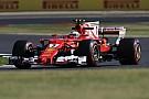 Mercedes ve Ferrari pilotları yeni motora geçti