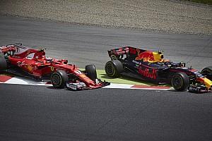 Forma-1 BRÉKING Verstappen: