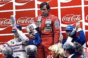 F1 Artículo especial A 36 años de la última victoria de un piloto argentino en la F1
