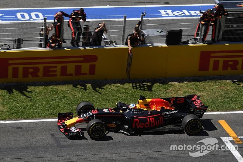 """A Red Bull """"elájult"""" az új Forma-1-től!"""