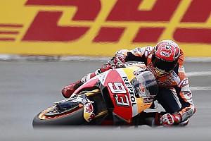 MotoGP News Wie eine Katze: Darum verletzt sich Marc Marquez bei Stürzen nicht
