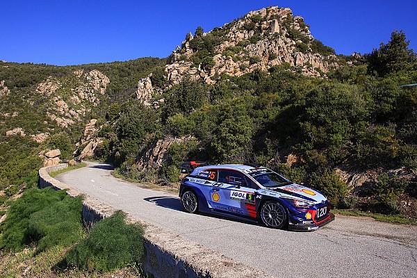 WRC: Neuville übernimmt Kommando bei Rallye Korsika