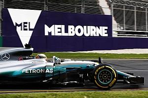 F1 Reporte de prácticas Hamilton y Mercedes marcan el ritmo en la primera práctica