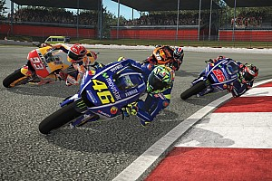 Virtual Special feature GALERI: Para pembalap MotoGP 2017 di video game