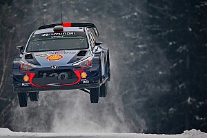 WRC Breaking news FIA rules out speed caps for WRC stages