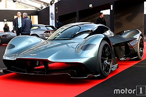 Auto Actualités L'Aston Martin AM-RB 001 aura un V12 6,5 litres!