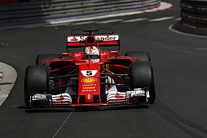 Monaco GP 2.antrenman: Vettel gaza bastı, Mercedes'ler geride kaldı