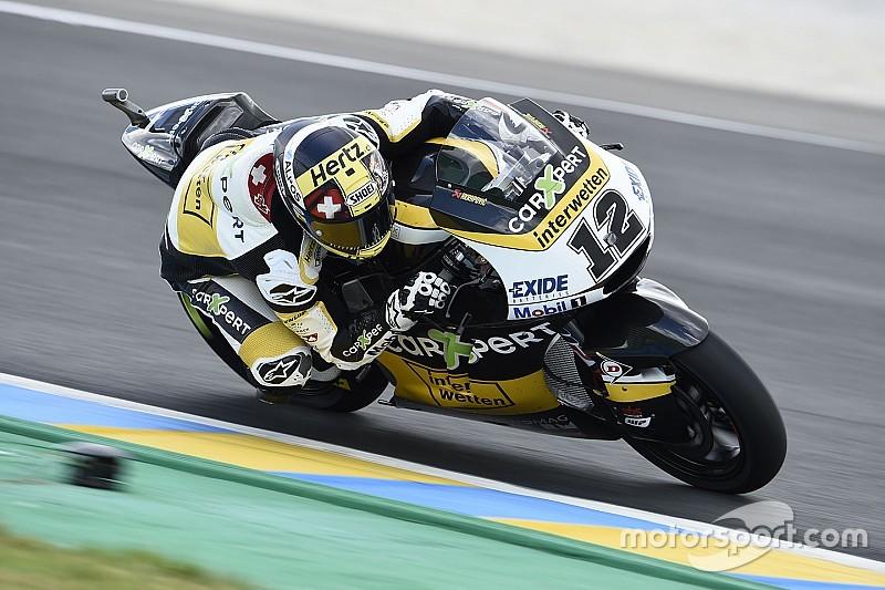 """Lüthi: """"Nach dem Blackout in Jerez freut mich dieser dritte Platz"""""""