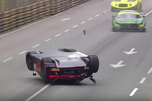 Чемпіонат світу з GT: Вантор оголошений переможцем після фінішу на даху