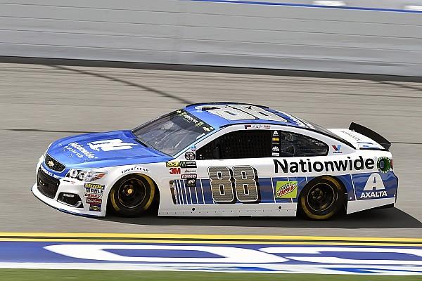 NASCAR in Daytona: Pole-Position für Dale Earnhardt Jr.