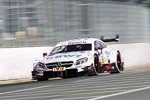 DTM Репортаж з практики DTM на Норісринзі: Ауер виграв друге тренування