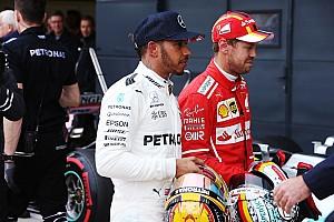 """F1 Noticias de última hora Hamilton: """"Vettel no quiere ser mi compañero de equipo"""""""