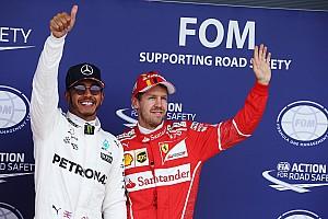 Formel 1 News Lewis Hamilton: Vettels Schwächen in der F1 zu sehen ist