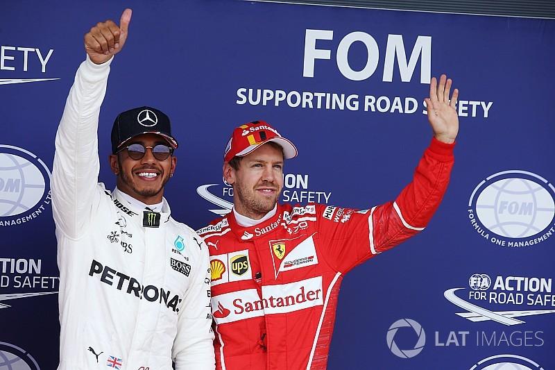 """Lewis Hamilton: Vettels Schwächen in der F1 zu sehen ist """"großartig"""""""