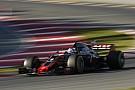 Formule 1 Grosjean optimiste malgré un roulage écourté