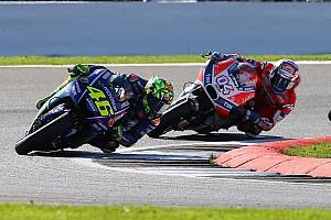 """MotoGP Noticias de última hora """"El momento de Dovizioso ha llegado"""", dice Valentino Rossi"""