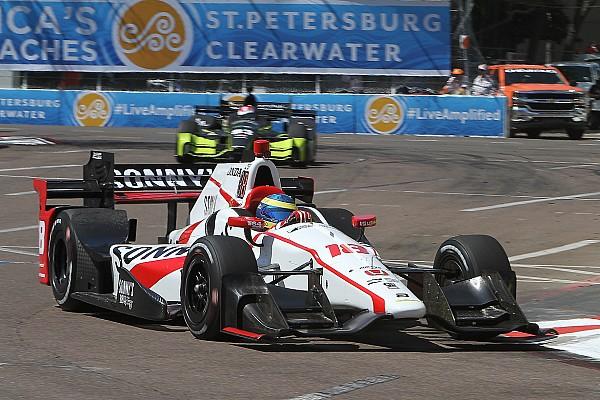 IndyCar St Pete IndyCar: Geriden gelen Bourdais sezonun ilk yarışını kazandı