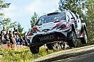 WRC WRC Finlandia: Lappi pimpin Suninen jelang hari terakhir