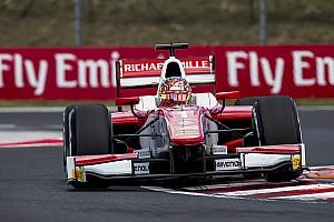 FIA F2 Репортаж з практики Ф2 на Хунгароринзі: Леклер найшвидший у практиці