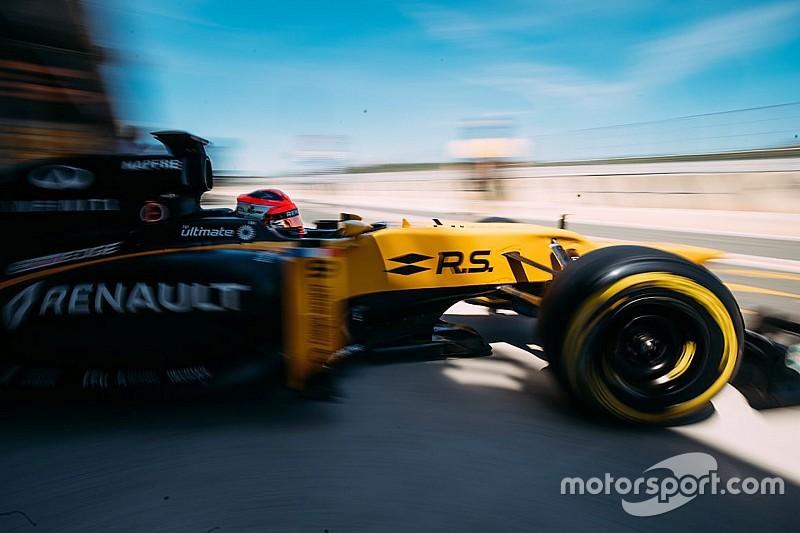 """Kubica assure qu'il peut piloter une F1 """"sans limitation"""""""