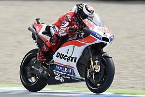MotoGP BRÉKING Lorenzo nem drámázik a 15. hely miatt