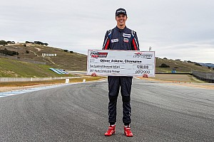 USF2000 Breaking news Mazda Road To Indy $200k scholarship judges announced