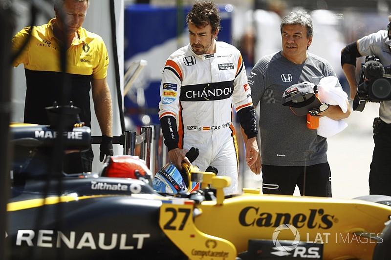 """Renault craint un Alonso """"frustré"""" en cas de retour en 2018"""