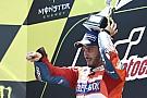 Ducati celebra en la fábrica el doblete de Dovizioso