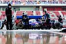 Formula 1 Un problema al motore ha fermato la Toro Rosso di Carlos Sainz