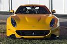 De nouvelles infos sur la Ferrari SP 275 RW Competizione
