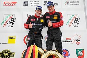 VLN Rennbericht VLN: Siegreiches Saisonende für Ivan Jacoma