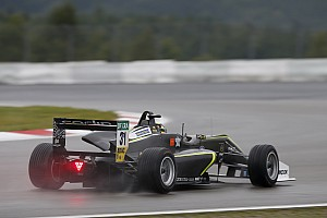 F3 Europe Qualifying report Nurburgring F3: Norris dominates wet-track qualifying