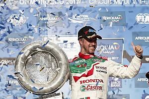 WTCC Résumé de course Championnat - Monteiro, premier leader de la saison