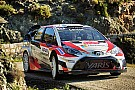 WRC Toyota confirma que Lappi llevará el tercer coche a partir de Portugal
