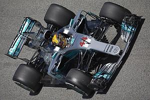 Formula 1 Qualifiche Hamilton esalta la Mercedes in Spagna, ma Vettel è in prima fila!