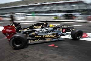 Formula V8 3.5 Reporte de calificación Celis arrancará cuarto en la primera en México y Fittipaldi en la pole