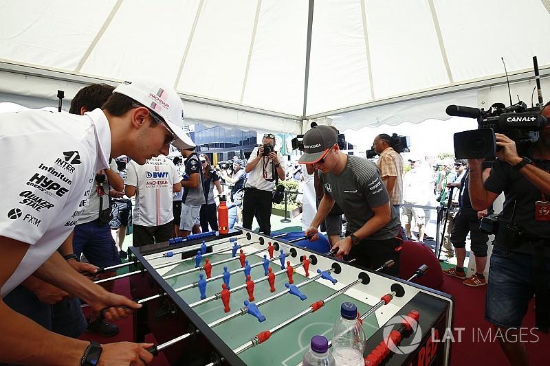 Boutsen: Vandoorne sabırlı olmalı