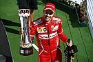 Marko jagokan Vettel rebut gelar juara F1 2017