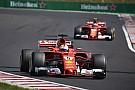 Vettel: Rakiplerin kopyaladığı Ferrari
