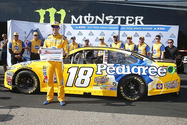 NASCAR Sprint Cup Crónica de Clasificación Daniel Suárez largará tercero en Dover y Busch con la pole