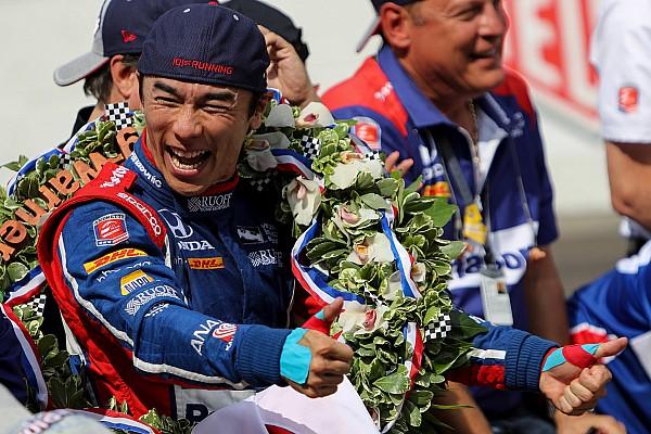 IndyCar Noticias de última hora Sato: