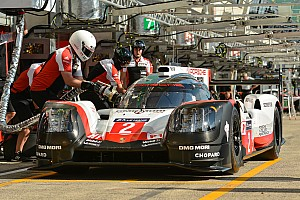 Le Mans Breaking news Explained: The secret to Porsche's swift Le Mans pitwork