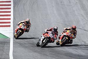 MotoGP Artículo especial Las Notas del Gran Premio de Austria