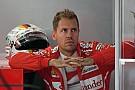 Formel 1: So reagiert Sebastian Vettel auf die Qualifying-Panne