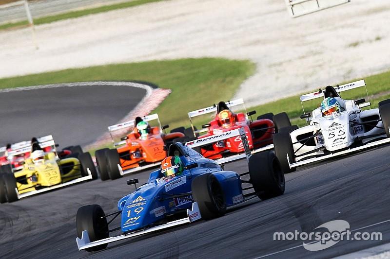 فورمولا 4: سيبانغ تشهد أغرب سباقٍ بتوقّف جميع السيارات قبل إنهائه