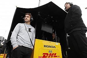 IndyCar Noticias de última hora Alonso y McLaren abiertos a más participaciones en Indy 500